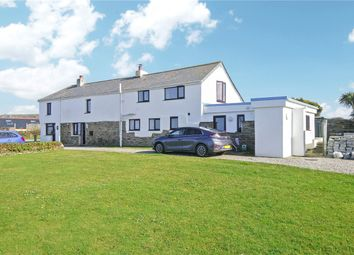 Thumbnail 6 bed semi-detached house for sale in Tregatta, Tintagel