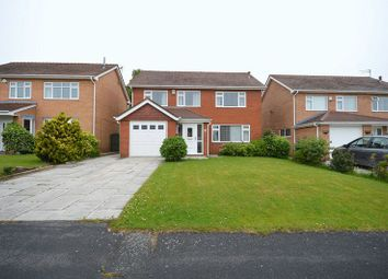 Thumbnail 4 bed detached house for sale in Balmoral Road, Widnes