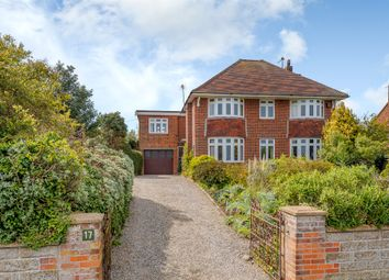 Thumbnail 5 bedroom detached house for sale in Gunton Cliff, Lowestoft