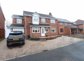 Thumbnail 4 bed detached house for sale in Moss Bank Park, Litherland, Liverpool