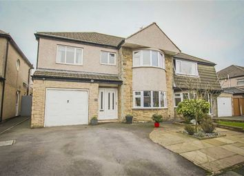 Thumbnail 4 bed semi-detached house for sale in Warwick Drive, Clitheroe, Lancashire