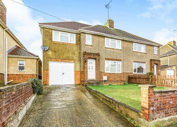 Thumbnail 4 bedroom semi-detached house for sale in Deeneside, Weldon, Corby