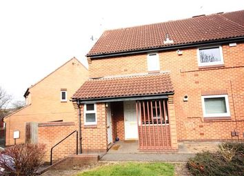 Thumbnail 2 bed maisonette to rent in Ipswich Close, Leicester