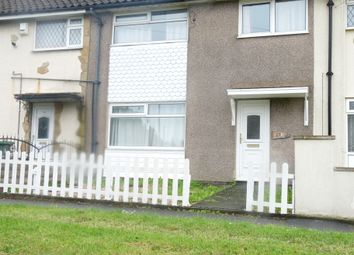 Thumbnail 3 bed terraced house for sale in Helston Road, Leeds