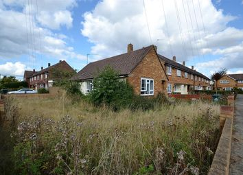 Thumbnail 2 bed bungalow for sale in Hadrian Close, Stanwell, Staines
