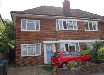 2 bed maisonette to rent in Grove Crescent, Kingston Upon Thames KT1