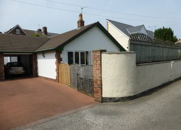Thumbnail 2 bed detached bungalow for sale in Park Street, Wallasey
