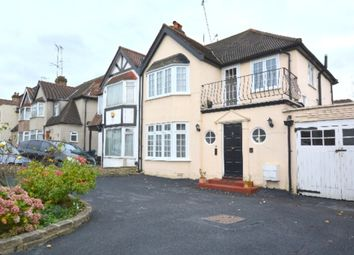 Thumbnail 3 bed semi-detached house for sale in Clarendon Gardens, London