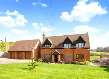 Thumbnail 4 bed detached house for sale in Marlow Road, Marlow, Buckinghamshire