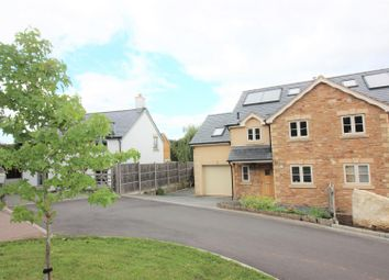 Gorsley, Ross-On-Wye HR9. 4 bed semi-detached house for sale