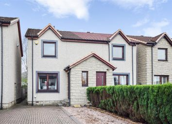 Thumbnail 2 bed semi-detached house for sale in South Inch Park, Perth