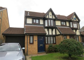Thumbnail 3 bed semi-detached house to rent in Homefield, Yate, Bristol