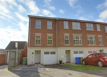 Thumbnail 3 bed town house to rent in Woodhouse Close, Rhodesia, Worksop, Nottinghamshire