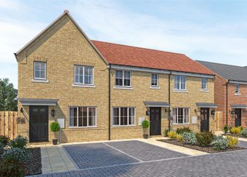 Thumbnail 2 bed end terrace house for sale in Bridle Mews, Thorpe Willoughby, Selby