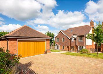 Thumbnail 6 bed detached house for sale in Moules Yard, Ashwell, Baldock, Hertfordshire