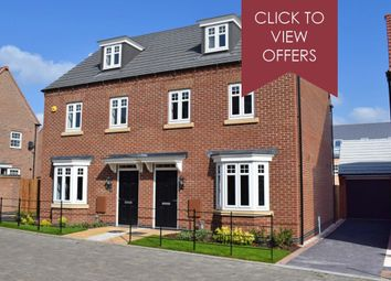 """Thumbnail 3 bedroom semi-detached house for sale in """"Kennett"""" at The Long Shoot, Nuneaton"""