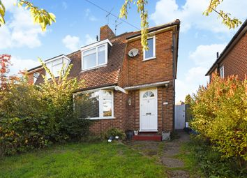 Thumbnail 3 bed semi-detached house for sale in Lower Farnham Road, Aldershot, Hampshire
