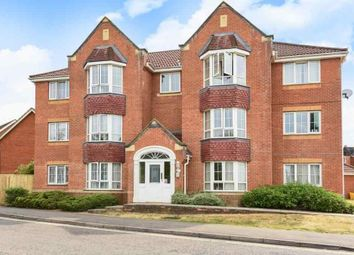 Thumbnail 2 bed flat for sale in Colebrook Way, Andover