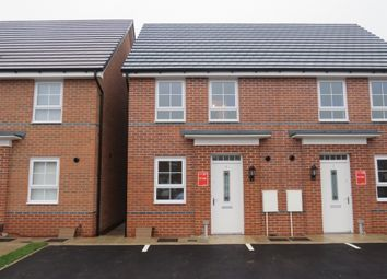 Thumbnail 2 bed semi-detached house for sale in Zone 4, Burntwood Business Park, Burntwood