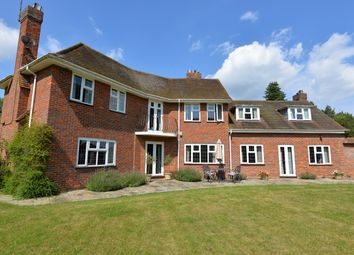 Thumbnail 5 bed detached house to rent in Rowleigh Lane, Besselsleigh, Abingdon