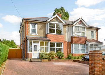 Thumbnail 3 bed semi-detached house to rent in Havant Road, Drayton, Portsmouth