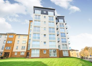 Thumbnail 2 bed flat for sale in Silverbanks Road, Cambuslang, Glasgow