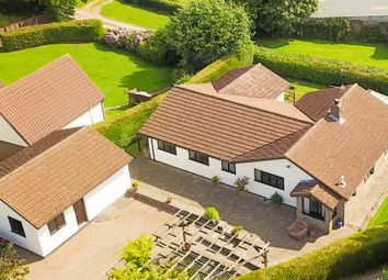 Thumbnail 4 bed bungalow for sale in Pentwyn Green, Penallt, Monmouth