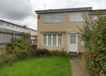 Thumbnail 3 bed terraced house for sale in Bryn Pinwydden, Cardiff