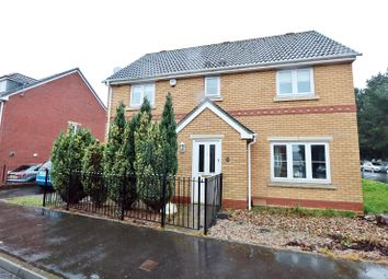 Thumbnail 4 bed detached house to rent in Wyncliffe Gardens, Pentwyn, Cardiff