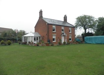 Thumbnail 4 bed detached house for sale in Bridge Road, Potter Heigham, Great Yarmouth