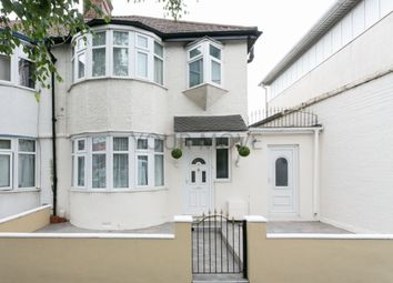 Thumbnail 3 bed terraced house for sale in Wellington Road, Leyton, London