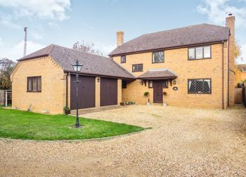 Thumbnail 5 bed detached house for sale in The Bramleys, Barkers Lane, March