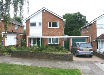 Thumbnail 3 bed detached house for sale in Temple Grove, Enfield