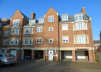 Thumbnail 2 bed flat for sale in Mill Race Court, Morpeth