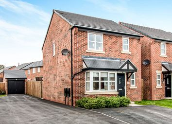 Thumbnail 3 bed detached house for sale in Connaught Avenue, Radcliffe, Manchester