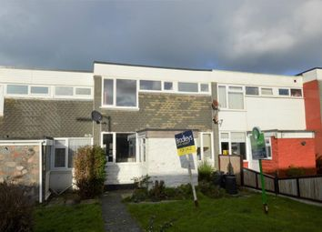 Thumbnail 3 bed terraced house to rent in Chypraze Court, Camborne, Cornwall