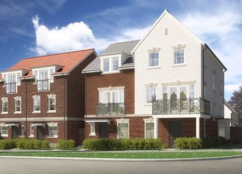 Thumbnail 4 bed semi-detached house for sale in London Rd, Wokingham