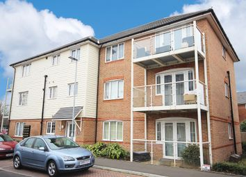 Thumbnail 2 bed flat for sale in Laurence Rise, Dartford, Kent
