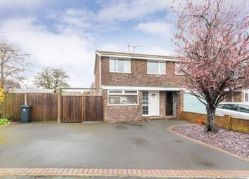Thumbnail 3 bed end terrace house for sale in Barns Road, Ferndown