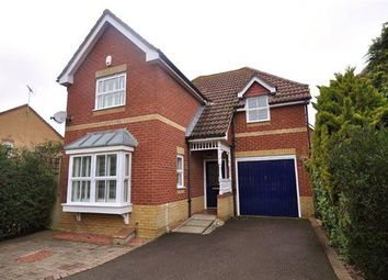 Thumbnail 3 bed detached house for sale in Siskin Close, Kennington, Ashford