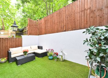 Thumbnail 3 bed mews house for sale in Andover Place, Maida Vale, London