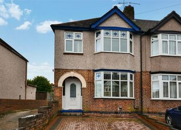 Thumbnail 3 bed end terrace house for sale in Anchorway Road, Finham, Coventry, West Midlands