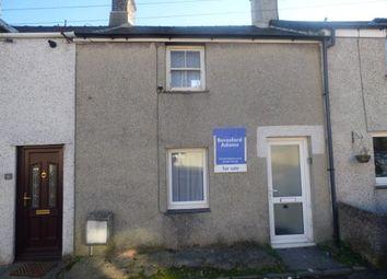 Thumbnail 1 bed terraced house for sale in Dol Helyg, Talybont, Bangor, Gwynedd