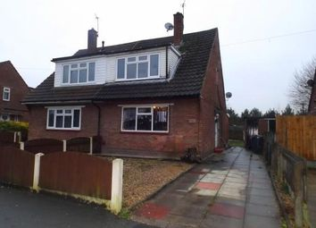 Thumbnail 3 bedroom semi-detached house for sale in Fir Street, Cadishead, Manchester, Greater Manchester