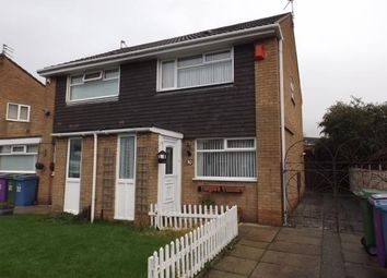 Thumbnail 2 bed semi-detached house for sale in Lobelia Avenue, Liverpool, Merseyside