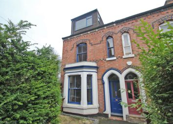 Thumbnail 3 bed terraced house for sale in Cranmer Grove, Off Woodborough Road, Nottingham