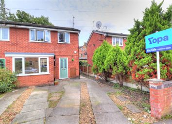 Thumbnail 2 bed end terrace house for sale in Cresswell Grove, West Didsbury, Didsbury, Manchester