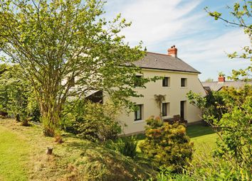 Thumbnail 4 bed country house for sale in Mathry, Haverfordwest, Pembrokeshire