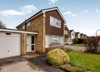 Thumbnail 3 bed detached house for sale in Dickens Close, Cheadle Hulme, Cheadle