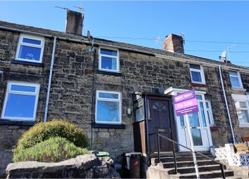 Thumbnail 2 bed terraced house for sale in Talwrn Road, Wrexham